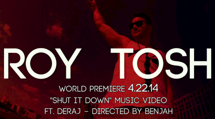 "WORLD PREMIERE – ""SHUT IT DOWN"" FT. DERAJ – MUSIC VIDEO"